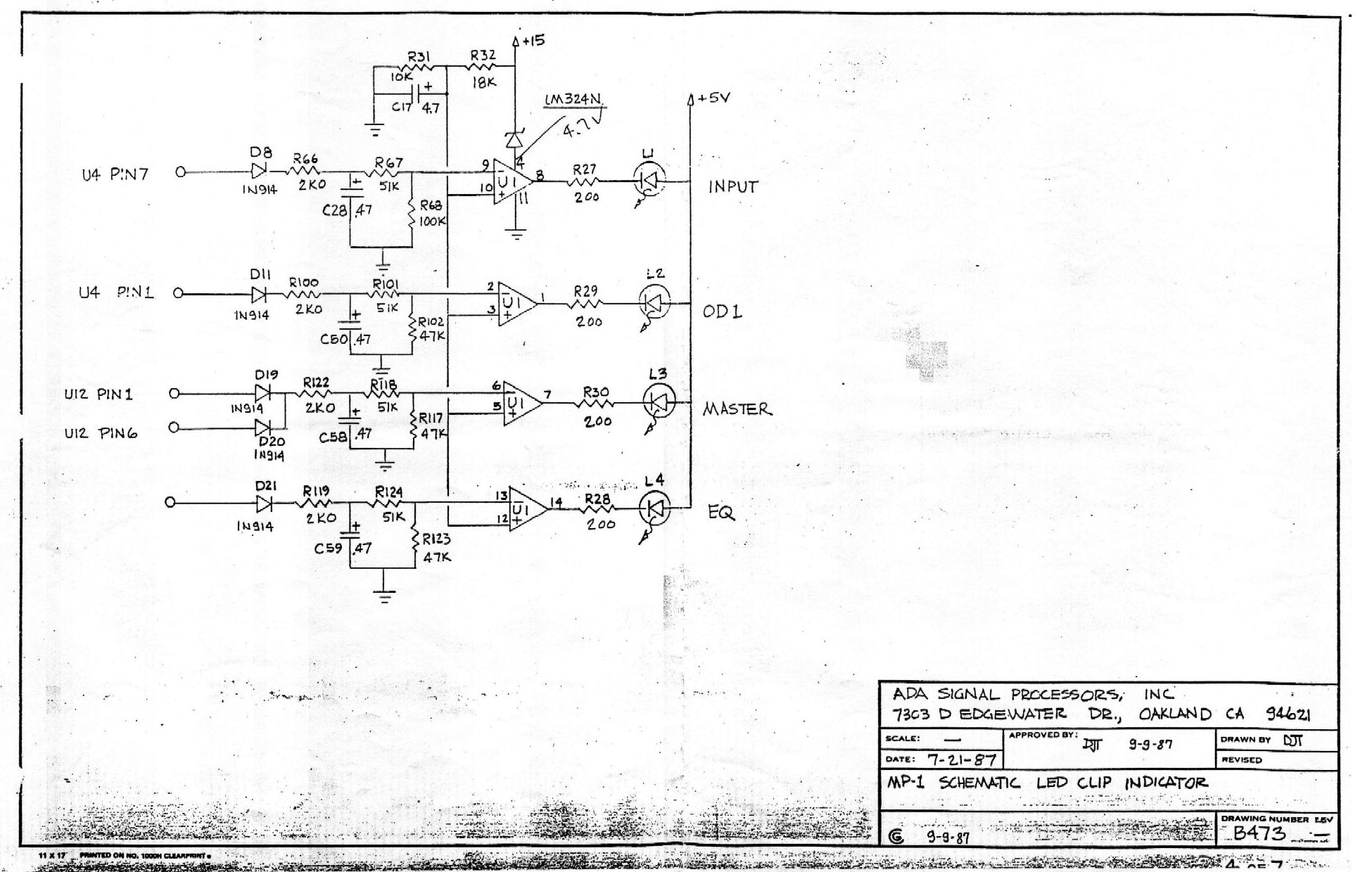 The Vault Schematics And Mods Carvin Mp 1 Stock Tube Board Component Layout Bridgewire Midi To Pcb Schematic